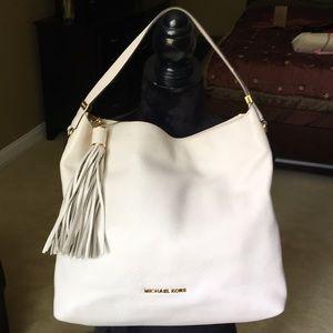 Michael Kors Pebbled Leather Bag